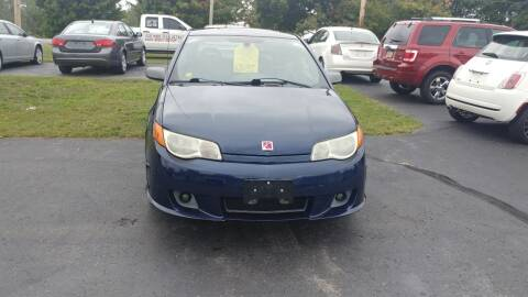 2007 Saturn Ion for sale at Pool Auto Sales Inc in Spencerport NY