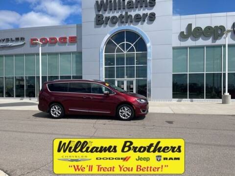 2019 Chrysler Pacifica for sale at Williams Brothers - Pre-Owned Monroe in Monroe MI