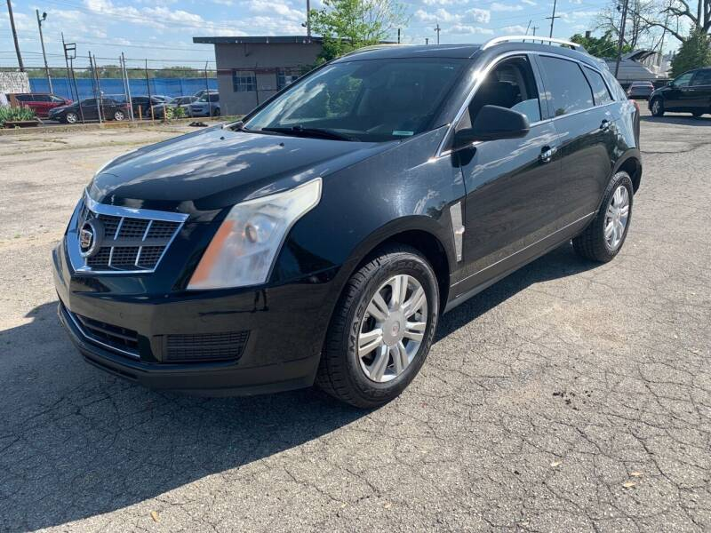 2010 Cadillac SRX for sale at Eddie's Auto Sales in Jeffersonville IN