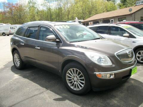 2008 Buick Enclave for sale at Olde Bay RV in Rochester NH