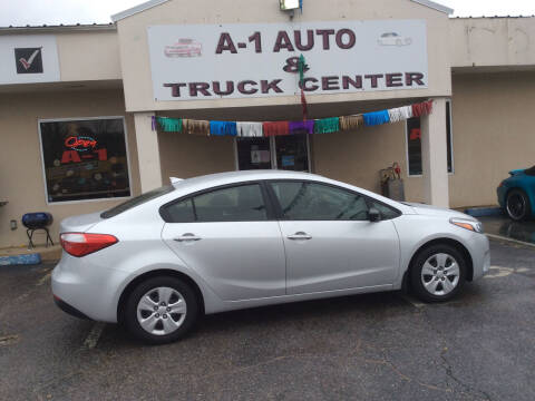 2018 Kia Forte for sale at A-1 AUTO AND TRUCK CENTER in Memphis TN