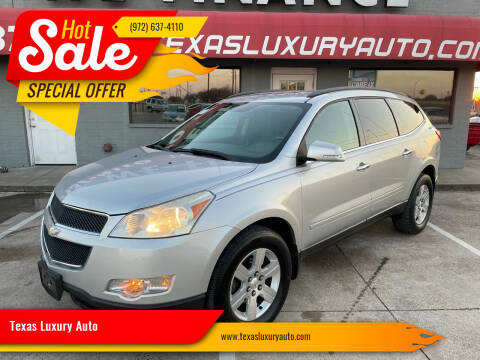 2011 Chevrolet Traverse for sale at Texas Luxury Auto in Cedar Hill TX