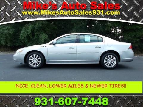 2011 Buick Lucerne for sale at Mike's Auto Sales in Shelbyville TN