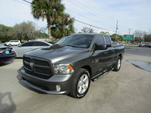 2013 RAM Ram Pickup 1500 for sale at S & T Motors in Hernando FL