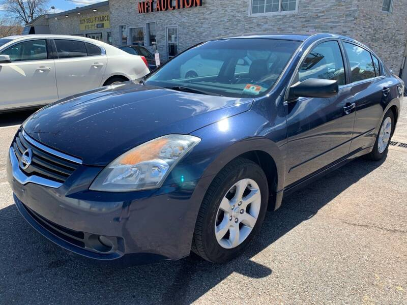 2009 Nissan Altima for sale at MFT Auction in Lodi NJ