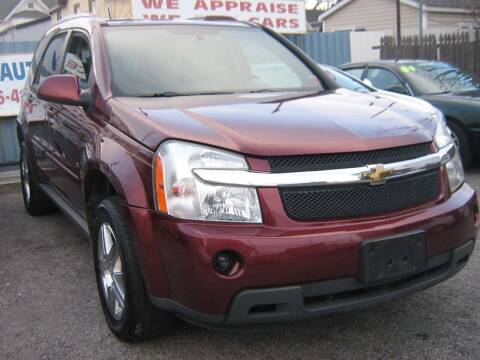 2008 Chevrolet Equinox for sale at JERRY'S AUTO SALES in Staten Island NY