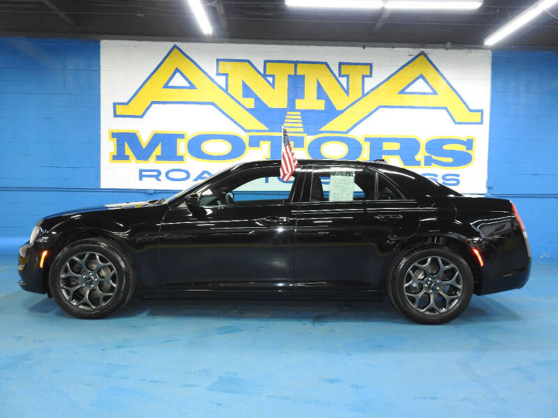 2018 Chrysler 300 for sale at ANNA MOTORS, INC. in Detroit MI