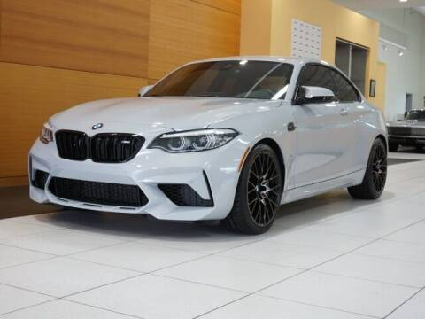 2020 BMW M2 for sale at PORSCHE OF NORTH OLMSTED in North Olmsted OH