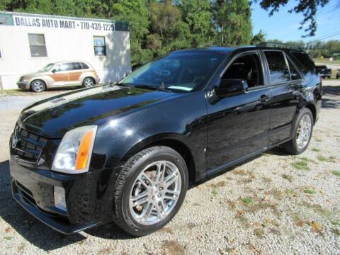2007 Cadillac SRX for sale at Dallas Auto Mart in Dallas GA