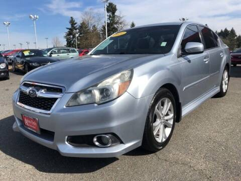 2014 Subaru Legacy for sale at Autos Only Burien in Burien WA