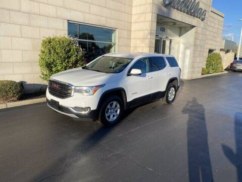 2018 GMC Acadia for sale at Cappellino Cadillac in Williamsville NY