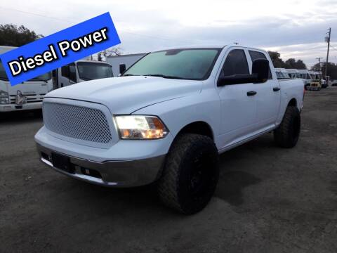 2014 RAM Ram Pickup 1500 for sale at DOABA Motors in San Jose CA