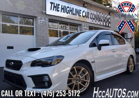 2021 Subaru WRX for sale at The Highline Car Connection in Waterbury CT