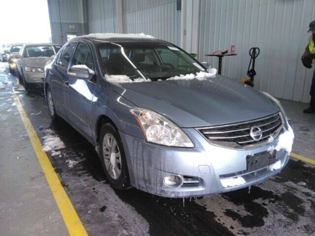 2012 Nissan Altima for sale at HW Used Car Sales LTD in Chicago IL
