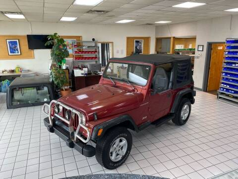 1998 Jeep Wrangler for sale at 4X4 Rides in Hagerstown MD