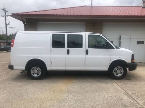 2013 Chevrolet Express Cargo for sale at Workman Motor Company in Murray KY