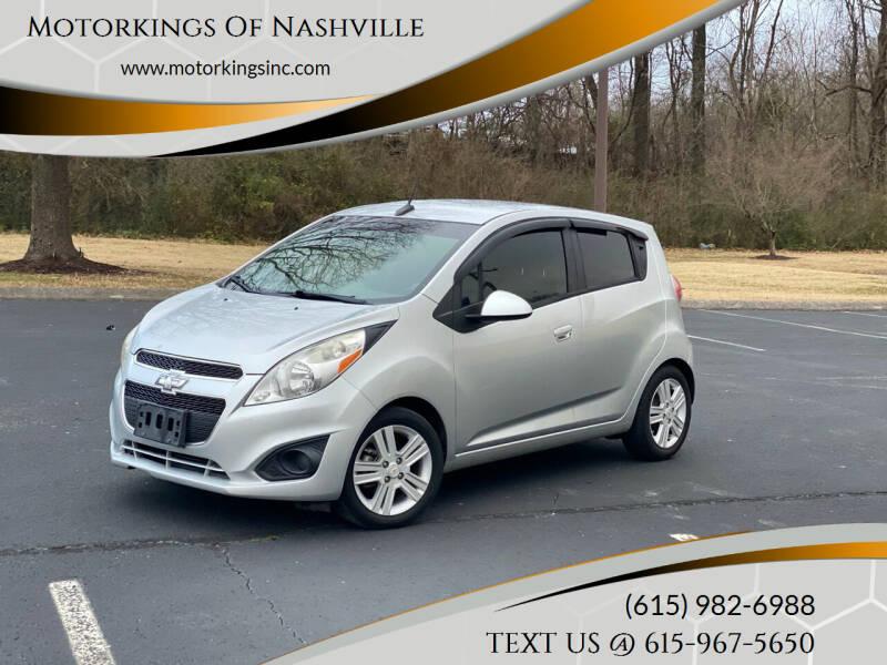 2014 Chevrolet Spark for sale at Motorkings Murfreesboro in Murfreesboro TN