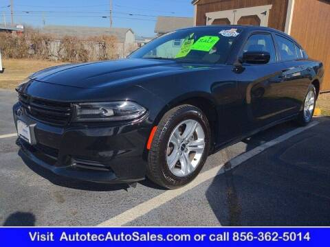 2019 Dodge Charger for sale at Autotec Auto Sales in Vineland NJ