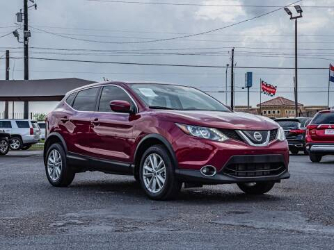 2019 Nissan Rogue Sport for sale at Jerrys Auto Sales in San Benito TX