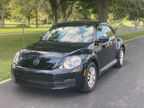2012 Volkswagen Beetle for sale at Best Deal Auto Sales in Saint Charles MO