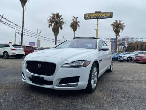 2016 Jaguar XF for sale at A MOTORS SALES AND FINANCE in San Antonio TX