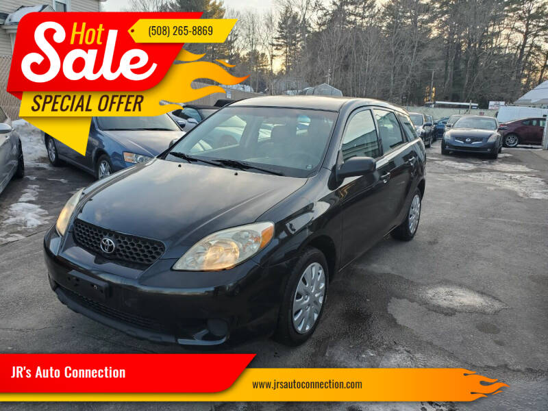 2005 Toyota Matrix for sale at JR's Auto Connection in Hudson NH