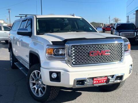 2015 GMC Sierra 1500 for sale at Rocky Mountain Commercial Trucks in Casper WY