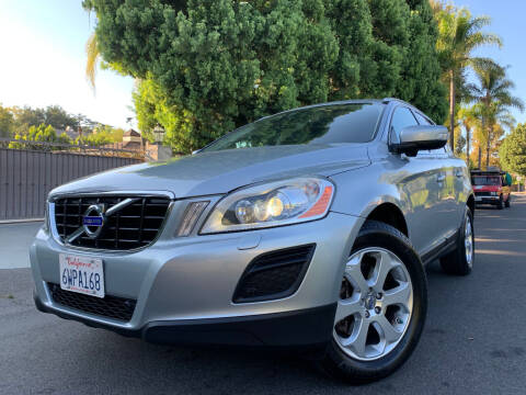 2013 Volvo XC60 for sale at Valley Coach Co Sales & Lsng in Van Nuys CA
