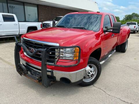 2010 GMC Sierra 3500HD for sale at Auto Mall of Springfield in Springfield IL