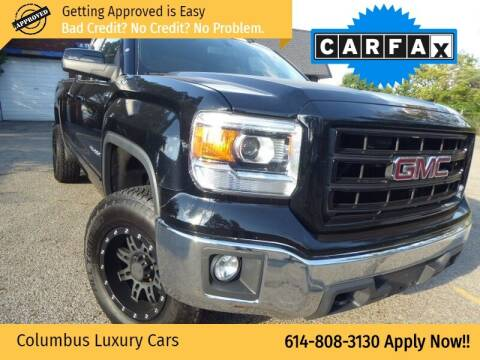 2014 GMC Sierra 1500 for sale at Columbus Luxury Cars in Columbus OH