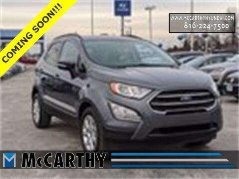 2020 Ford EcoSport for sale at Mr. KC Cars - McCarthy Hyundai in Blue Springs MO