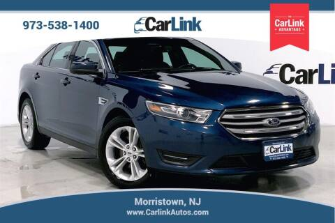 2016 Ford Taurus for sale at CarLink in Morristown NJ