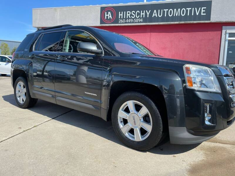 2013 GMC Terrain for sale at Hirschy Automotive in Fort Wayne IN