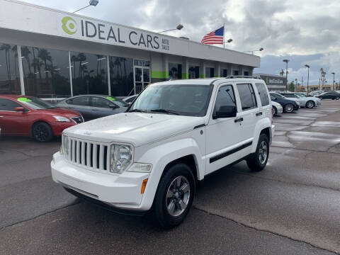 2009 Jeep Liberty for sale at Ideal Cars Atlas in Mesa AZ