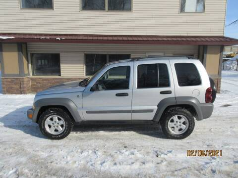 2006 Jeep Liberty for sale at Settle Auto Sales TAYLOR ST. in Fort Wayne IN
