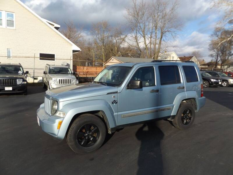 2012 Jeep Liberty for sale at Goodman Auto Sales in Lima OH