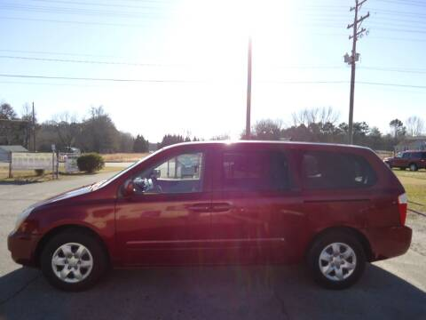 2006 Kia Sedona for sale at Street Source Auto LLC in Hickory NC