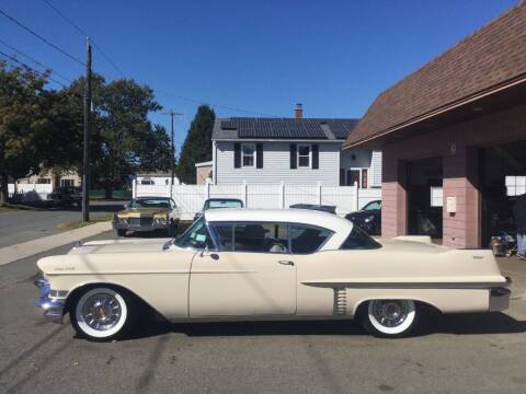 1957 Cadillac DeVille for sale at Pat's Auto Sales, Inc. in West Springfield MA