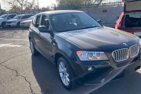2012 BMW X3 for sale at Boktor Motors in Las Vegas NV