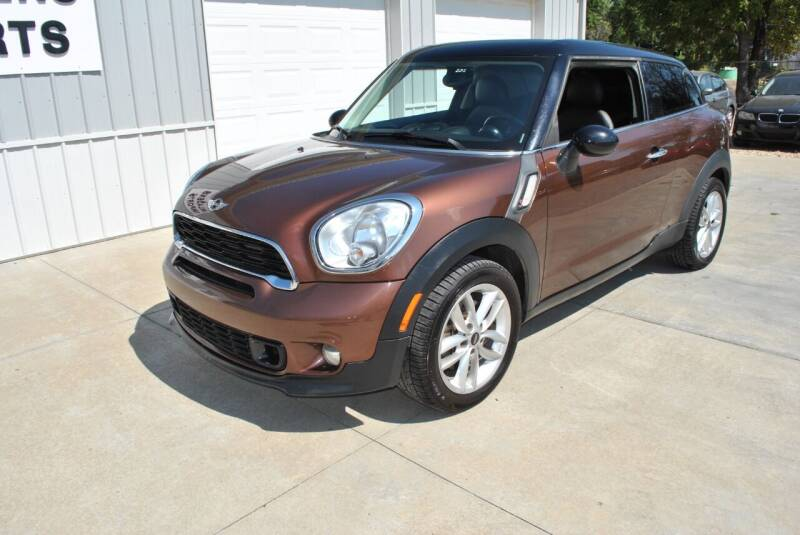 2014 MINI Paceman for sale in Perry, KS