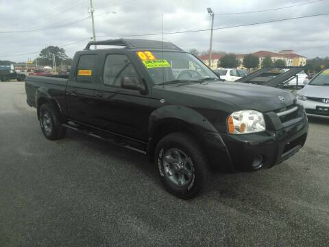 2003 Nissan Frontier for sale at Kelly & Kelly Supermarket of Cars in Fayetteville NC
