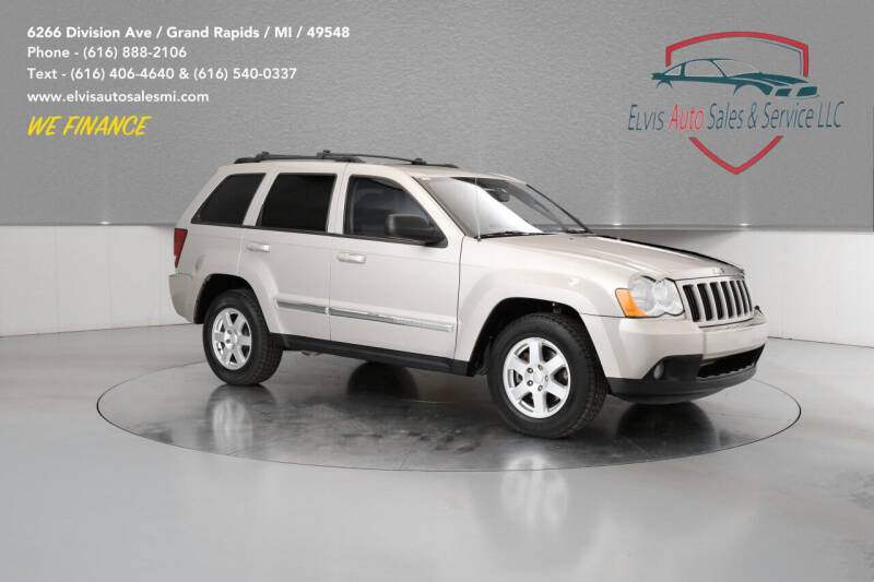 2010 Jeep Grand Cherokee for sale at Elvis Auto Sales LLC in Grand Rapids MI