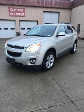 2015 Chevrolet Equinox for sale at Walker Motors in Muncie IN