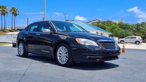 2011 Chrysler 200 for sale at Select Autos Inc in Fort Pierce FL