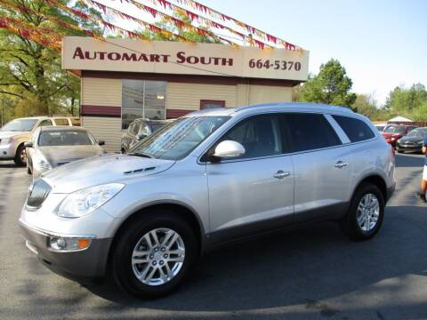 2009 Buick Enclave for sale at Automart South in Alabaster AL