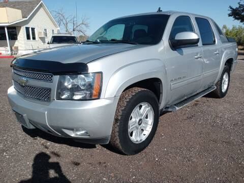 2010 Chevrolet Avalanche for sale at Bennett's Auto Solutions in Cheyenne WY