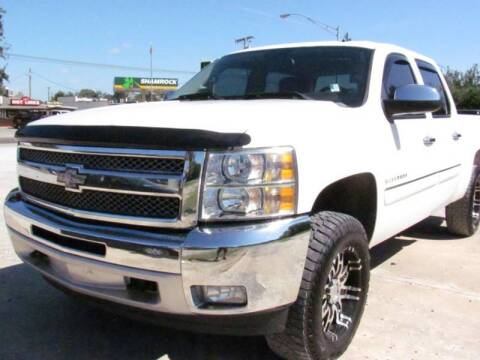 2012 Chevrolet Silverado 1500 for sale at CANTWEIGHT CLASSICS in Maysville OK