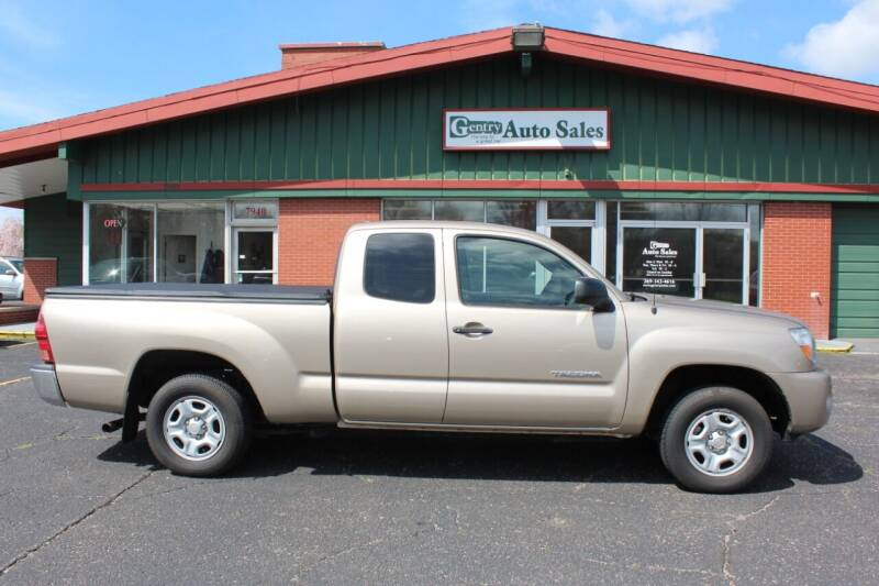 2005 Toyota Tacoma for sale at Gentry Auto Sales in Portage MI