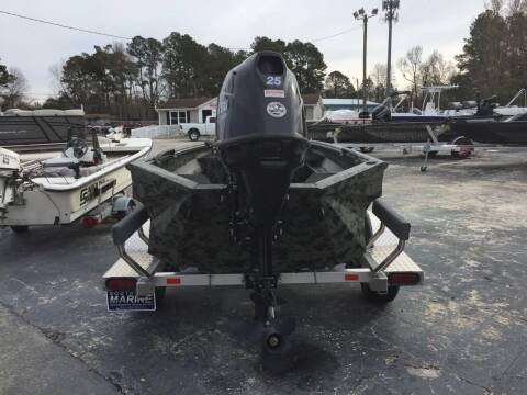 2018 Havoc 1450 RDB for sale at Southside Outdoors in Turbeville SC