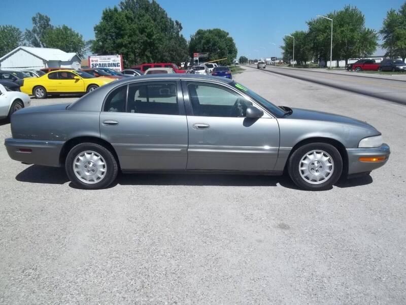 1997 Buick Park Avenue for sale at BRETT SPAULDING SALES in Onawa IA